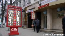 Moldau - Russland/Wirtschaftskrise.