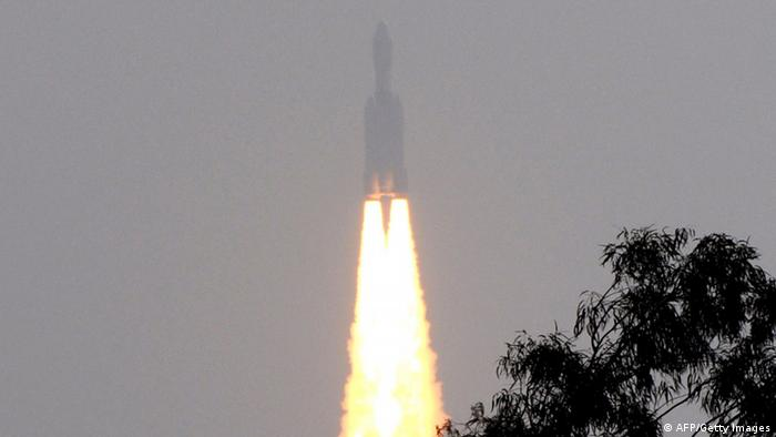 India launches GSLV Mk-III