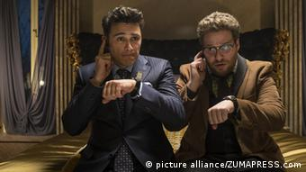 Film Still - The Interview