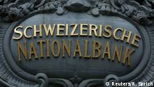 Logo Nationalbank Schweiz