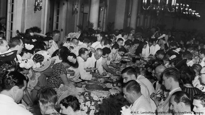 Abendessen im Havana Yacht Club (Foto)