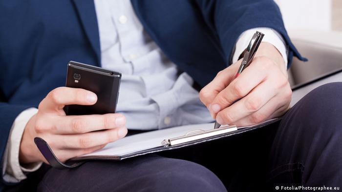 A tecnologia está criando workaholics?