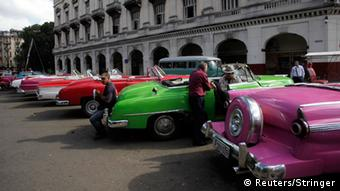 Bildergalerie Kuba Impressionen Stadtansichten Havanna