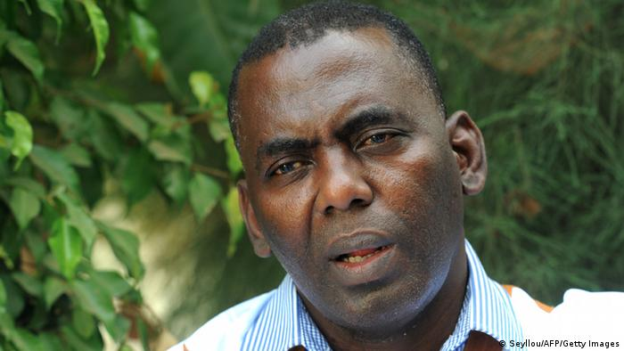 Biram Dah Abeid, Foto: SEYLLOU/AFP/Getty Images