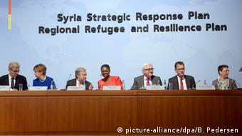 Syrien Konferenz in Berlin 18.12.2014 (picture-alliance/dpa/B. Pedersen)