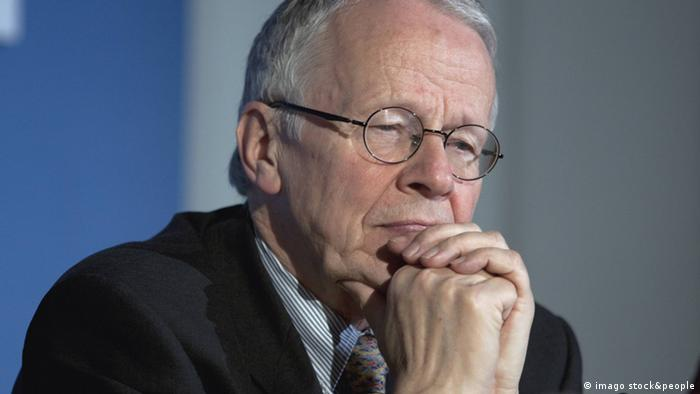 Tom Koenigs, comisionado alemán para el proceso de paz en Colombia.
