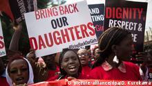 Symbolbild Entführungen von Frauen und Mädchen in Nigeria