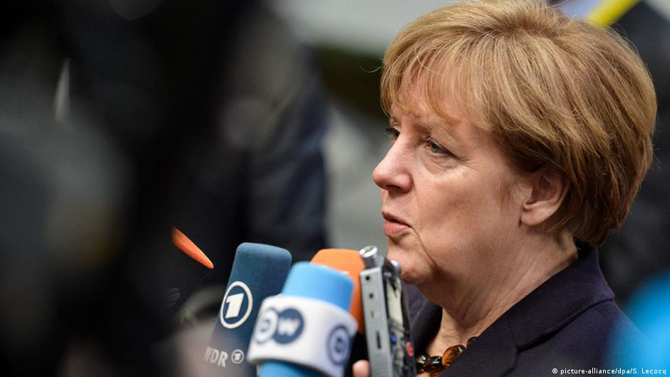 ميركل تعارض إقصاء ذوي الأصول الأجنبية في ألمانيا | DW | 13.01.2015