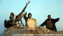 Irak Kurdistan Peschmerga Kämpfer Befreiung Sindschar Jesiden 17.12.2014