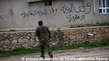 Irak Kurdistan Peschmerga Kämpfer Befreiung Sindschar Jesiden Arabisch Stoppt den Islamischen Staat 17.12.2014