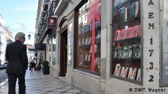 World's oldest bookstore, Lisbon