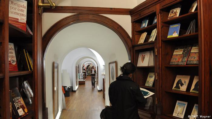 Ältester Buchladen von Lissabon