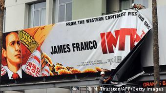 USA New York The Interview Filmplakat 18.12.2014