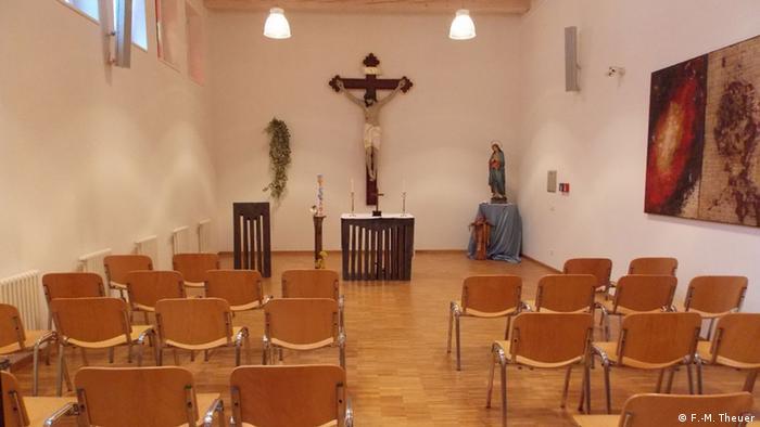 Kapelle der Justizvollzugsanstalt Tonna