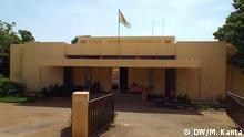 Verfassungsgericht in Niamey Niger
