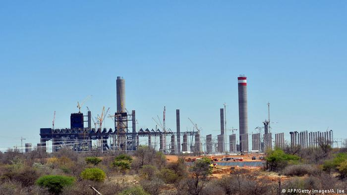 Medupi Power Station in South Africa (AFP/Getty Images/A. Joe)