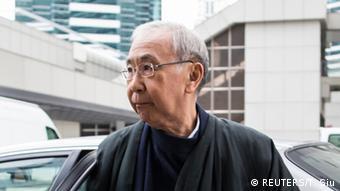Rafael Hui ehemaliger Verwaltungssekretär Hong Kong