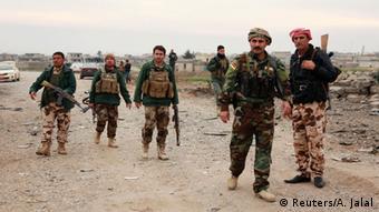 Kurden drängen IS im Sinjar-Gebirge zurück 18.12.2014