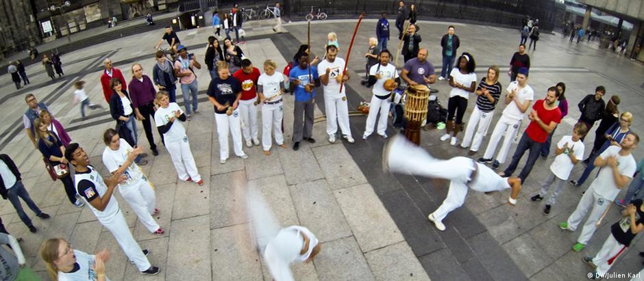 Colônia tem pelo menos 10 grupos ativos de capoeira