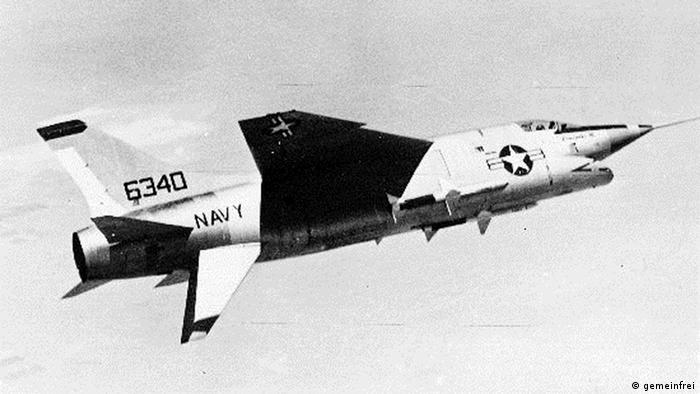 XF8U-3 Crusader III