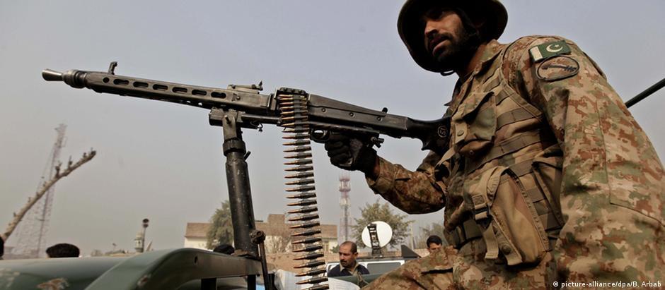 Desde 2002, 33 bilhões de dólares foram enviados pelos americanos ao Paquistão
