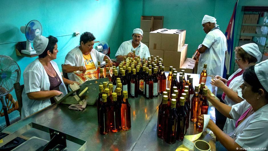 Kuba Planwirtschaft