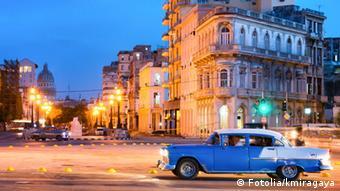 Malecon von Havanna, Kuba