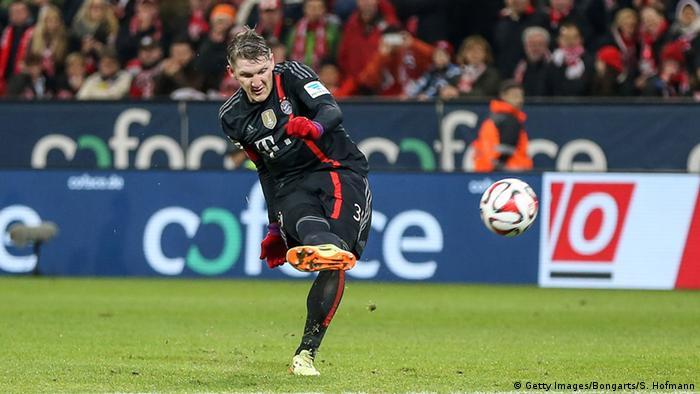 Fußball 1. Bundesliga 1. FSV Mainz 05 vs. FC Bayern München