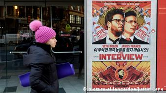 Sony sagt The Interview ab (picture-alliance/dpa/Justin Lane)