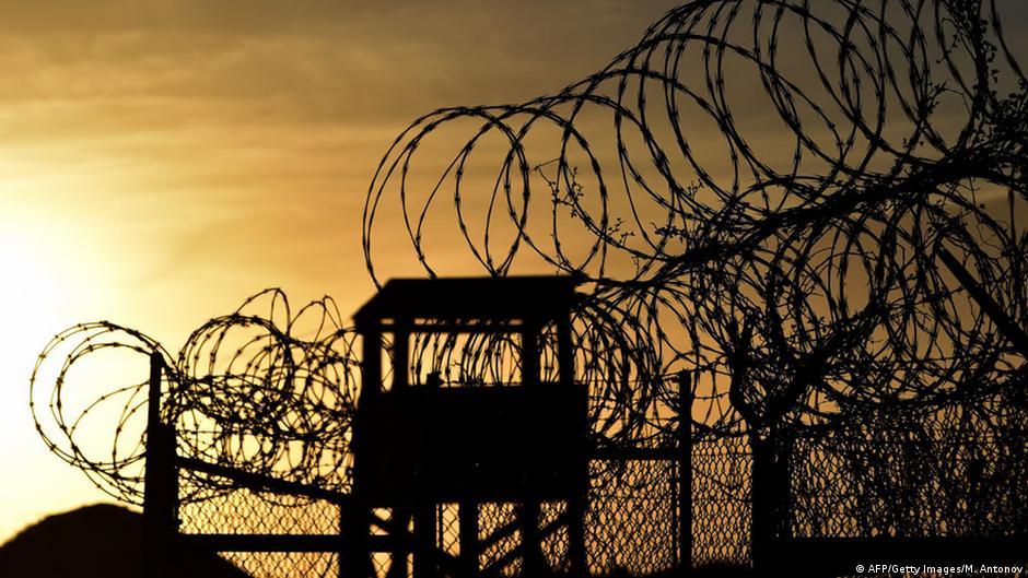 Reclusos de Guantánamo a Kazajistán | DW | 31.12.2014