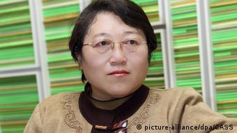 Die chinesische Soziologin Li Yinhe