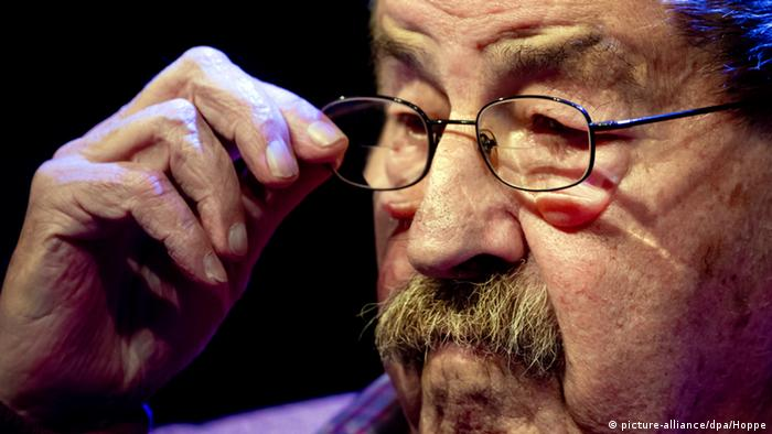 Günter Grass, Copyright: picture-alliance/dpa/Hoppe