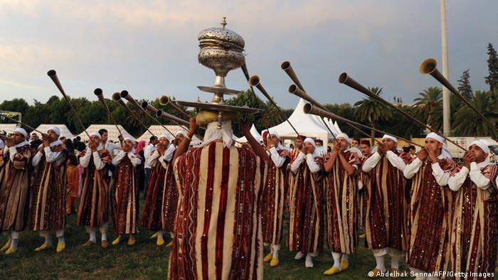 مراسم سنتی عروسی در مراکش