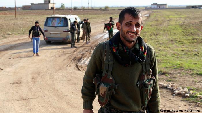 Kurden drängen IS im Sinjar-Gebirge zurück 20.12.2014
