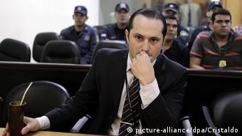 El fiscal paraguayo Jalil Rachid.