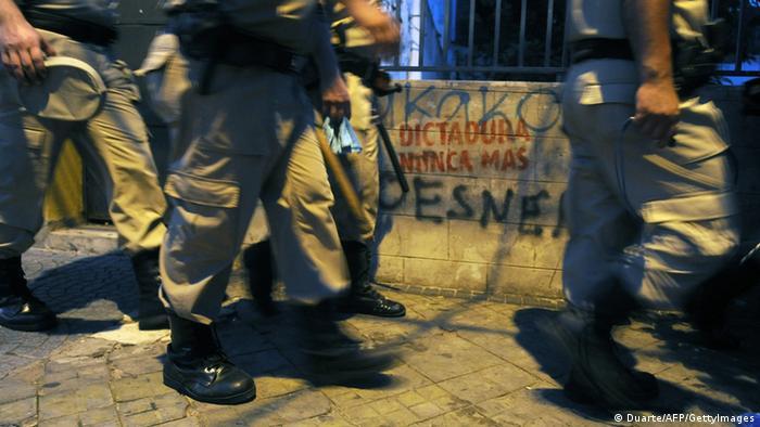 En el norte de Paraguay se registran una y otra vez violaciones de los derechos fundamentales y humanos.