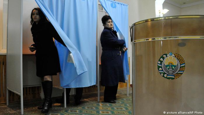 Parlamentswahl in Usbekistan