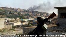 Irak Peschmerga teilweise Rückeroberung Sindschar 20.12.2014