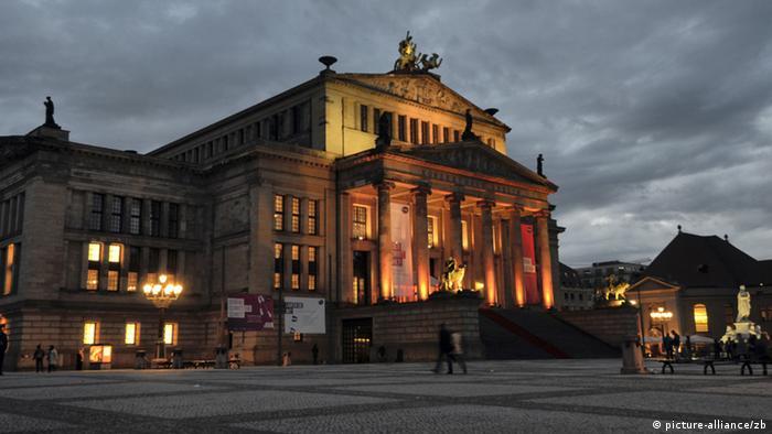 Deutschland - Berliner Schauspielhaus