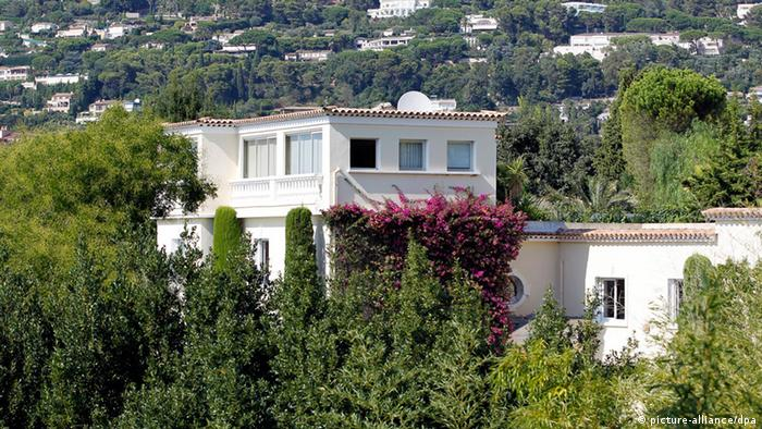 Cannes - Villa Fontaine Saint Georges