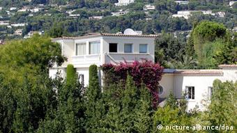 Cannes - Villa Fontaine Saint Georges