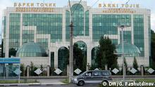 Energieversorgung in Tajikistan
