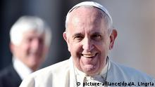 Symbolbild - Papst Franziskus I.