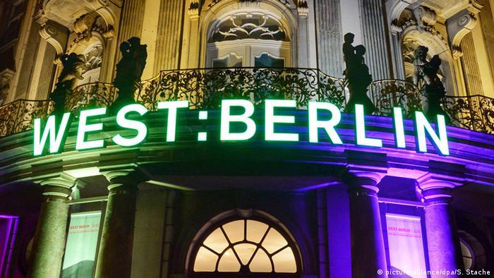 Exibition West-Berlin: Eine Insel auf der Suche nach Festland