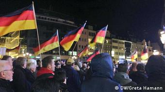 Bogida-Demonstration 22.12.2014