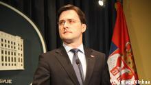 Nikola Selakovic Justizminister Serbien