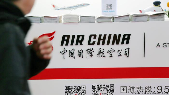 Air China will 60 Boeing 737 bestellen (picture-alliance/dpa/B. Kelin)