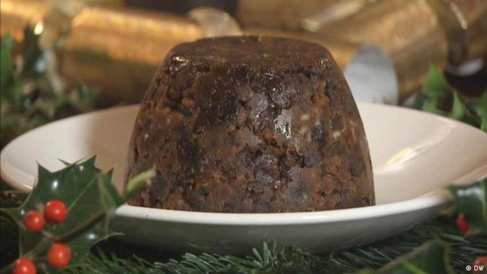 DW euromaxx à la carte Christmas Pudding