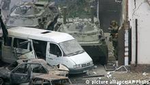Terror im Kaukasus Nalchik