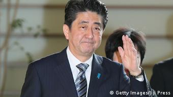 Shinzo Abe Japan Premierminister
